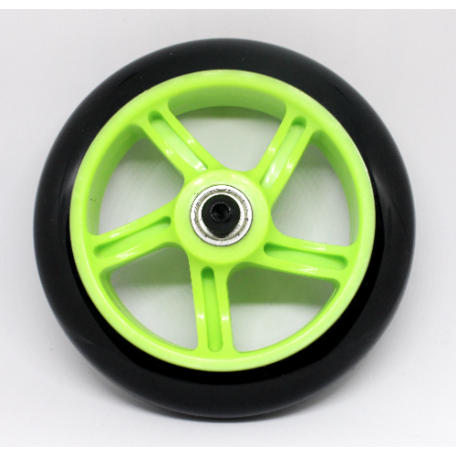 POWER CORE 90/PC E90 FRONT WHEEL COMPLETE - GREEN